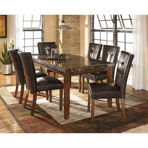 Signature Design by Ashley Lacey 7-Piece Dining Set- Room View
