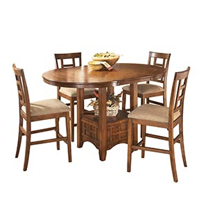 Ashley 5-Piece Dining Room Set