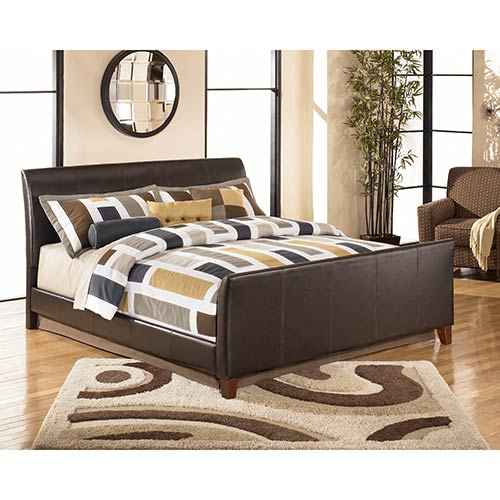 "Signature Design by Ashley ""Stanwick"" King Bed"