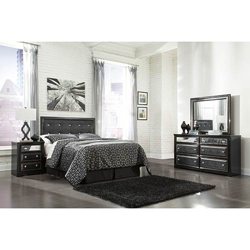 "Signature Design by Ashley ""Alamadyre"" 4-Piece Queen Bedroom Group"