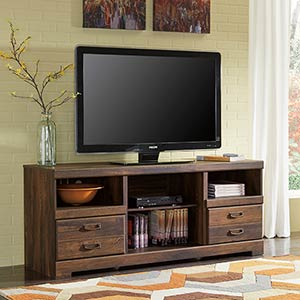 Signature Design by Ashley Quinden TV Stand