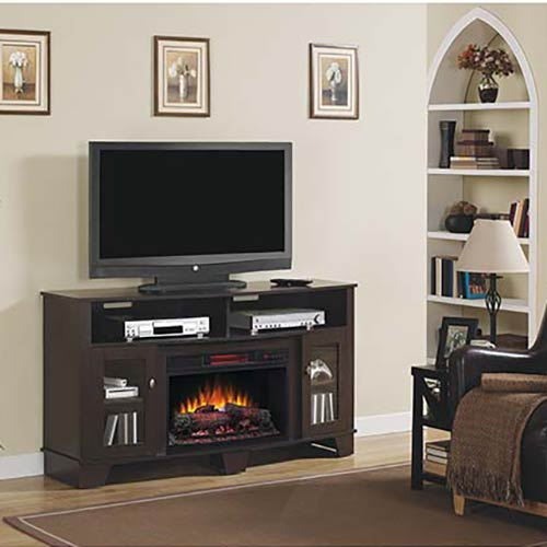 ClassicFlame La Salle Electric Fireplace Room View