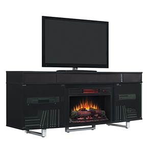 "ClassicFlame ""Enterprise"" Electric Fireplace"
