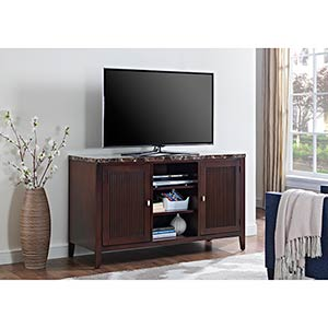 Powell Kain TV Stand- Room View