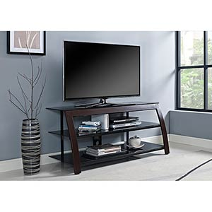 Powell Riley 48 inch TV Stand- Room View