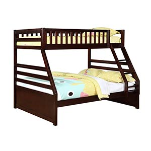 "Powell ""Franklin"" Twin/Full Bunk Bed Set"