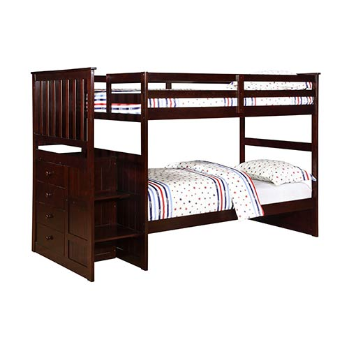 "Powell ""Newton"" Twin/Twin Bunk Bed Set"