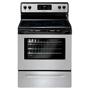 Frigidaire 5.3 Cu. Ft. Freestanding Electric Range – Stainless