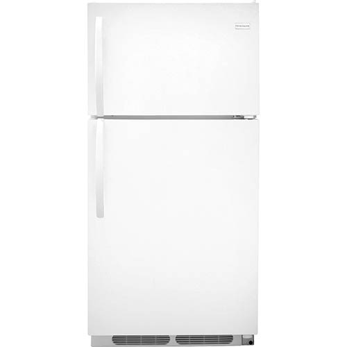 Frigidaire 14.6 Cu. Ft. Top Mount Refrigerator – White