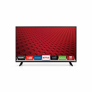"VIZIO 40"" 1080p Full-Array Smart LED TV E40-C2"