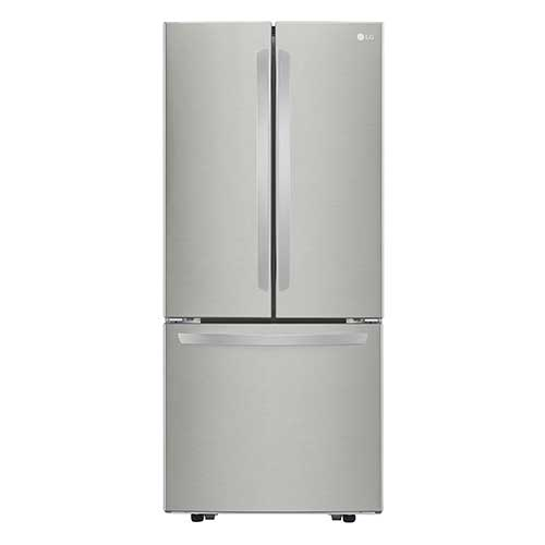 LG Stainless 21.8 Cu. Ft. French Door Refrigerator