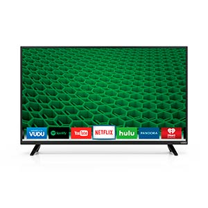 "VIZIO 40"" LED Smart TV D40-D1"