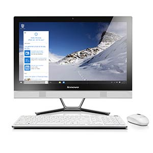 "Lenovo 23"" All-in-One Touchscreen Computer"