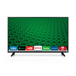 "VIZIO 43"" 1080p Full-Array Smart LED TV D43-D1"