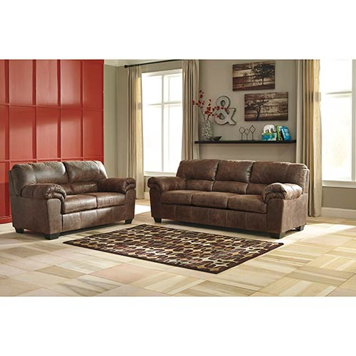Rent The Ashley Signature Design Bladen Coffee Sofa And