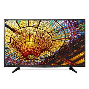 "LG 43"" 4K UHD Smart LED TV 43UH6100"