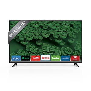 "VIZIO 55"" 4K LED Smart TV D55U-D1"