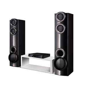 LG 1000W X-Boom Home Theater System