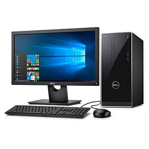 "Dell 20"" Desktop Computer"