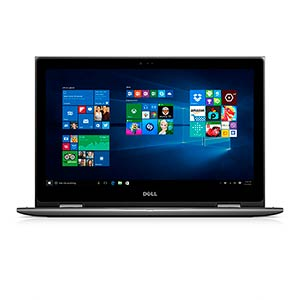 Dell 15.6 inch 2-in-1 Touchscreen Notebook