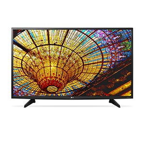 "LG 43"" 4K UHD Smart LED TV 43UH610A"