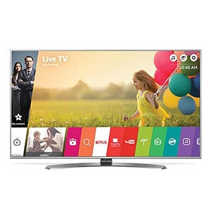 "LG 55"" Super 4K UHD Smart LED TV 55UH7700"