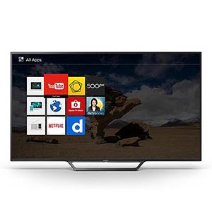 "Sony 40"" HD Smart TV"
