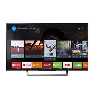 "Sony 43"" 4K UHD LED SMART TV"