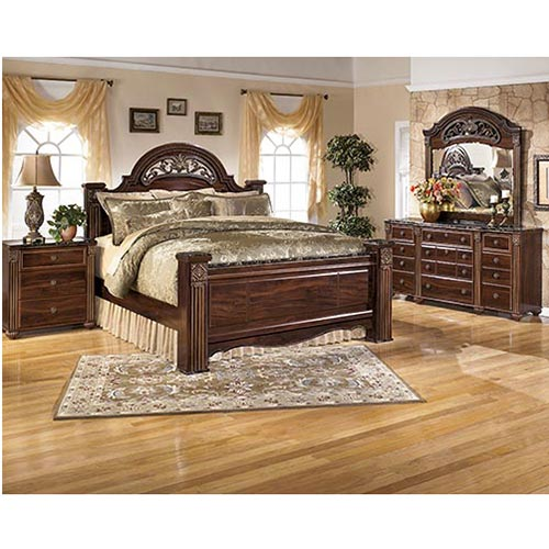 Ashley 39 Gabriela 39 6 Piece Queen Bedroom Set