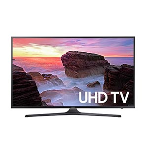 Samsung 65 4K UHD Smart LED TV UN65MU6300