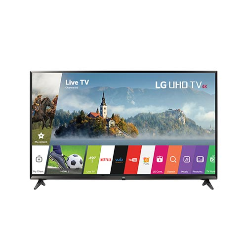 LG 55 inch 4K UHD LED Smart TV