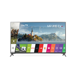 LG 75 inch 4K UHD LED Smart TV 75UJ6450