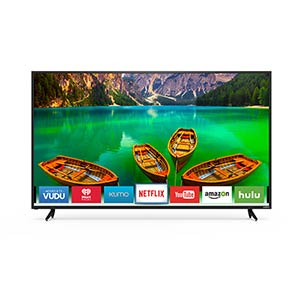 VIZIO 65 inch 4K UHD LED Smart TV D65-E0