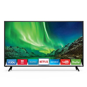 VIZIO 50 inch 4K UHD LED Smart TV D50-E1