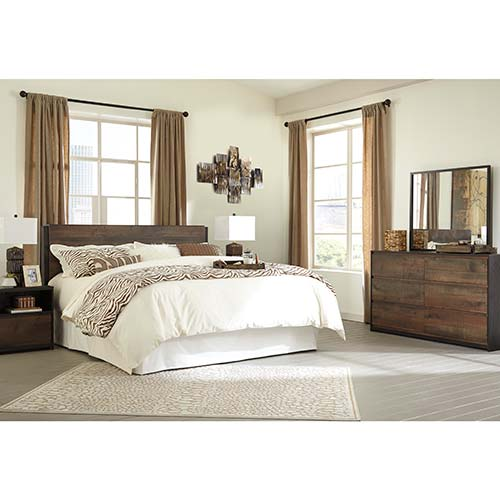 rent a center bedroom sets rent to own quot windlore quot 7 king bedroom set 19612