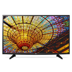 LG 49 inch 4K UHD LED Smart TV