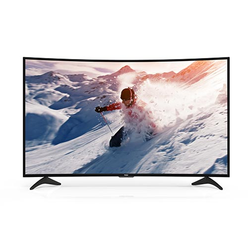 Haier 65 inch 4K Curved UHD TV 65UFC2500