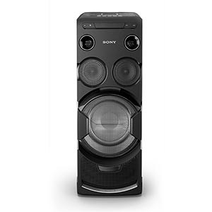 Sony High Power Home Audio System with Bluetooth and Wi Fi