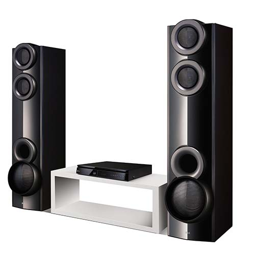 LG 4.2 Channel 1000W Home Theatre System