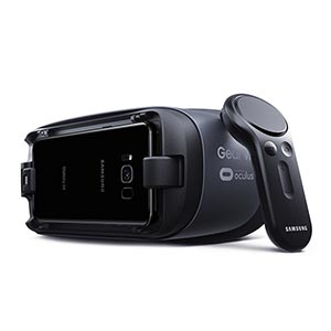 Samsung Gear Virtual Reality Headset- Alternate View