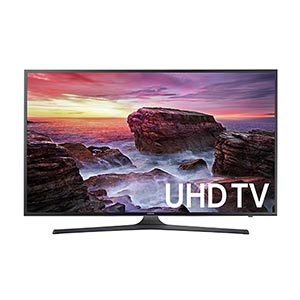 Samsung 75 inch 4K UHD Smart TV UN75MU6290