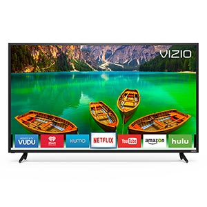 VIZIO 43 inch 4K UHD LED Smart TV D43-E2