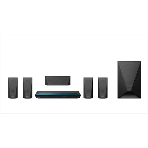 Sony 1000W Home Theater System with Blu-ray and Wi-Fi
