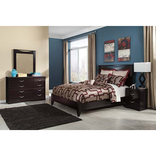 "Rent Ashley ""Zanbury"" 6-piece Queen Bedroom Set"