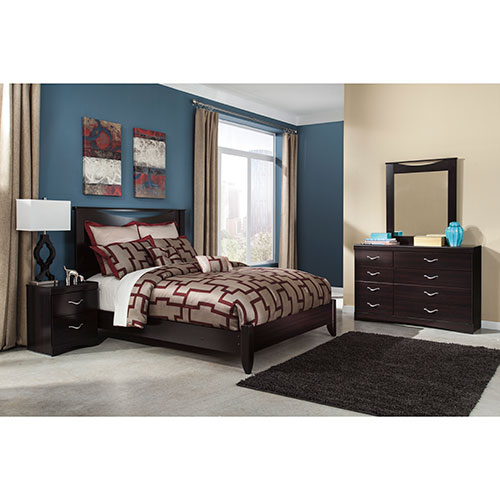Ashley Quot Zanbury Quot 6 Piece Queen Bedroom Set For Rent Free
