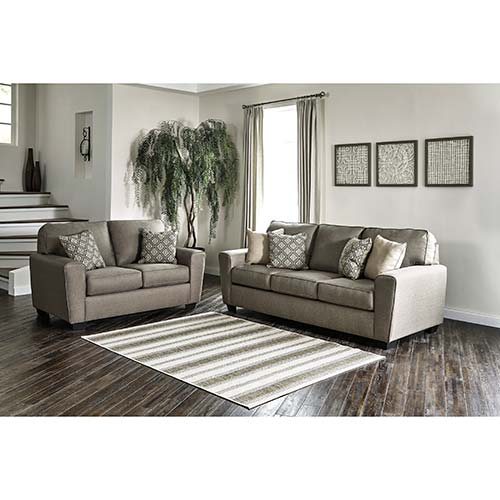 rent a center living room set rent benchcraft calicho sofa amp loveseat 25101