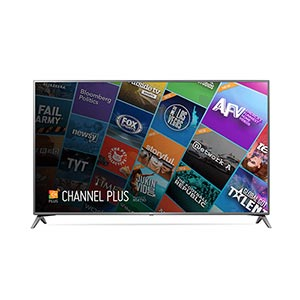 LG 49 inch 4K UHD LED Smart TV 49UJ6200