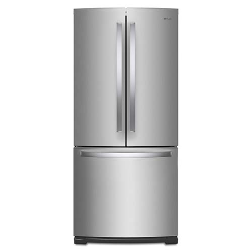 Whirlpool 20 Cu. Ft. French Door Bottom Mount Refrigerator