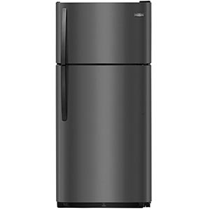 Frigidaire Black 18 Cu. Ft. Top-Freezer Refrigerator