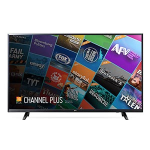 LG 43 inch 4K UHD LED Smart TV 43UJ6200